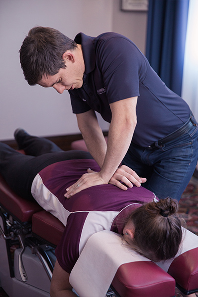 Chiropractic with Greg Bell